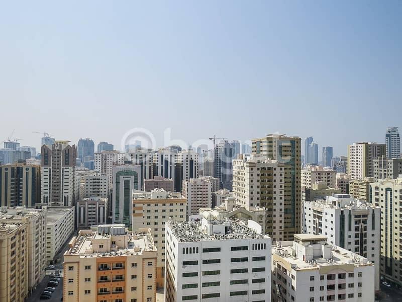 13 2 Bedroom Apartment In Al Qasimia Al Mahattah Park no commission