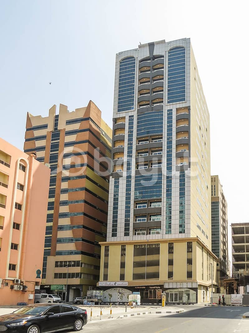 HOT PROPERTY No Deposit 1 Month Free Spacious 2 Bedroom Apartment With Balcony