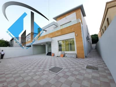 For rent a villa in Al Mowaihat, new first inhabitant with air conditioners