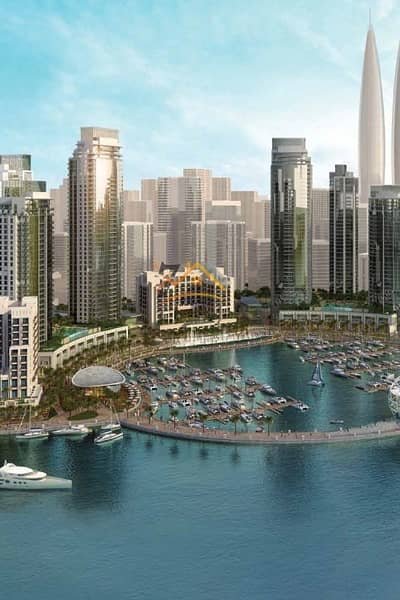 3 Bedroom Apartment for Sale in The Lagoons, Dubai - AMAZING BURJ KHALIFA VIEW   READY   2M PRICE