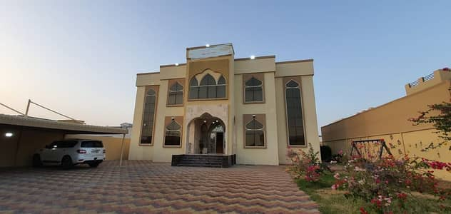 5 Bedroom Villa for Sale in Al Hamidiyah, Ajman - Offer Fully Furnished 5-Bedroom Villa for Sale luxury and good finishing |5 master rooms |  close to all services | in Ajman