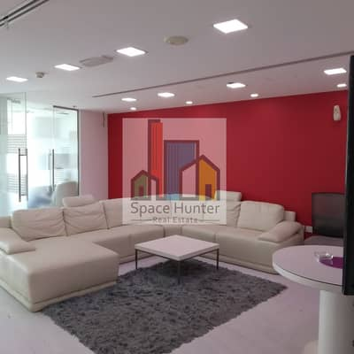 مکتب  للبيع في واحة دبي للسيليكون، دبي - Hot Deal | well decorated spacious office with amazing price