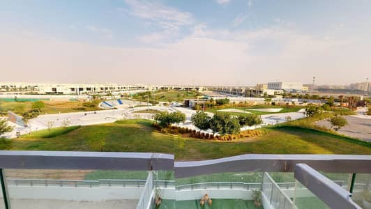 2 Bedroom Apartment for Rent in DAMAC Hills (Akoya by DAMAC), Dubai - Terrace | Park views | Maid's room | Move-in ready