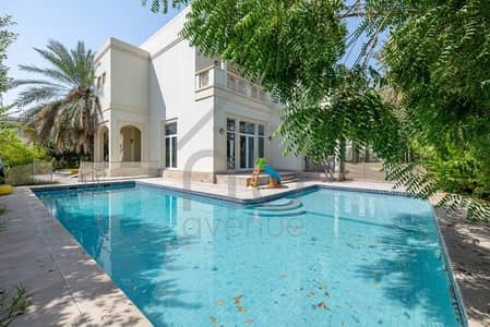 5 Bedroom Villa for Rent in Emirates Hills, Dubai - Modern | 5 Bedroom | Private Pool