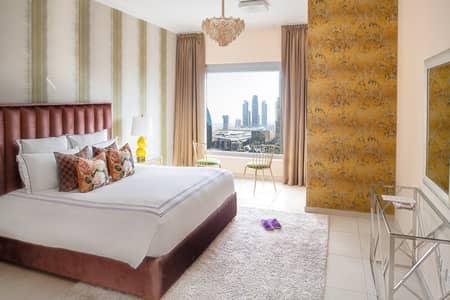 فلیٹ 2 غرفة نوم للايجار في وسط مدينة دبي، دبي - Huge living space