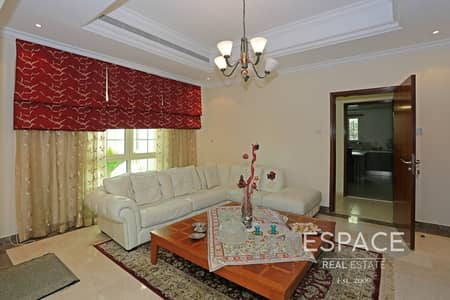 5 Bedroom Villa for Rent in Jumeirah Islands, Dubai - Masterview- Ready to Move In - 5 Bedrooms