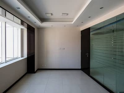 Office for Rent in Bur Dubai, Dubai - Customize Offices with large windows right in front of Metro Station