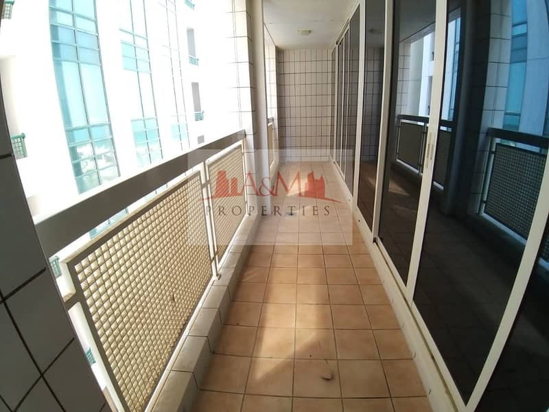 2 SPACIOUS 2 Bedroom Apartment with Balcony & Basement parking for AED 70