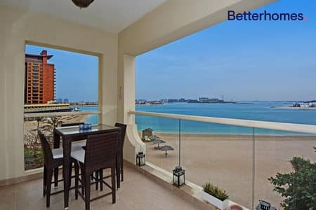 2 Bedroom Flat for Sale in Palm Jumeirah, Dubai - Sea View | Type D | Priced To Sell | Rented