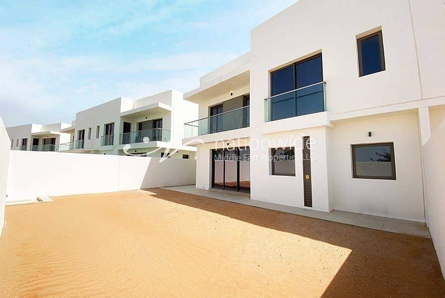 An Expansive Villa with Balcony and Parking