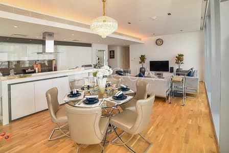 شقة 3 غرف نوم للايجار في جزيرة بلوواترز، دبي - Elegantly Furnished | Multiple Options