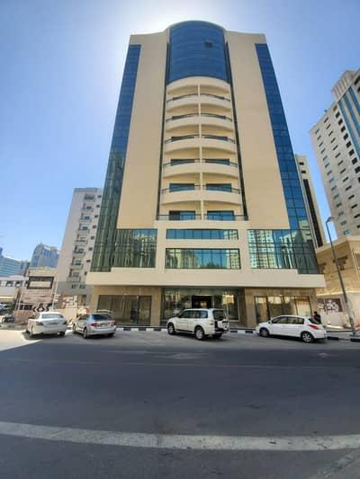 شقة 1 غرفة نوم للايجار في القاسمية، الشارقة - شقة في الند القاسمية 1 غرف 25000 درهم - 4802258