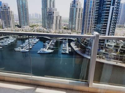 شقة 3 غرف نوم للايجار في دبي مارينا، دبي - Marina View | 3 Bedroom With Maid Room