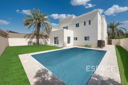 4 Bedroom Villa for Sale in The Meadows, Dubai - Motivated Seller - Vacant Meadows Type 2