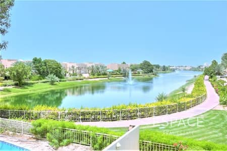 5 Bedroom Villa for Sale in The Meadows, Dubai - Rarely Available Type 7 On The Lake
