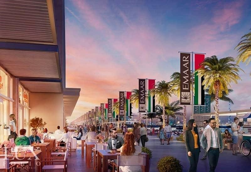 2 3 BR Villa - Full Sea View - Payment Plan
