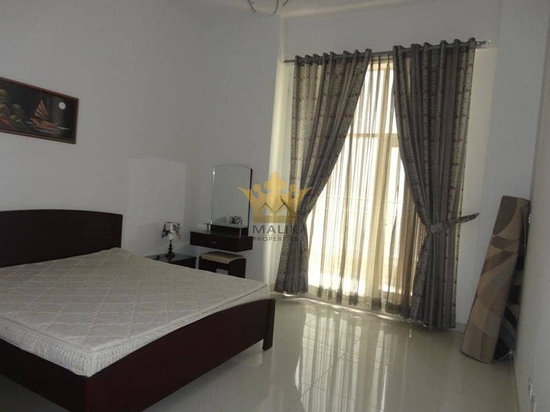 Furnished 1 BHK - 12 Cheques - Close Kitchen