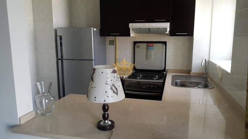 2 Furnished 1 BHK - 12 Cheques - Close Kitchen