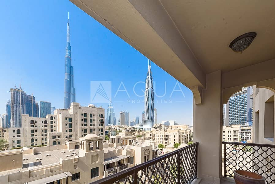 Burj Khalifa Views   Luxurious Apartment