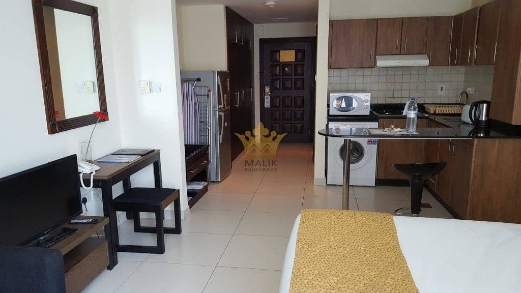 3500/Month - All Inclusive - Furnished Studio