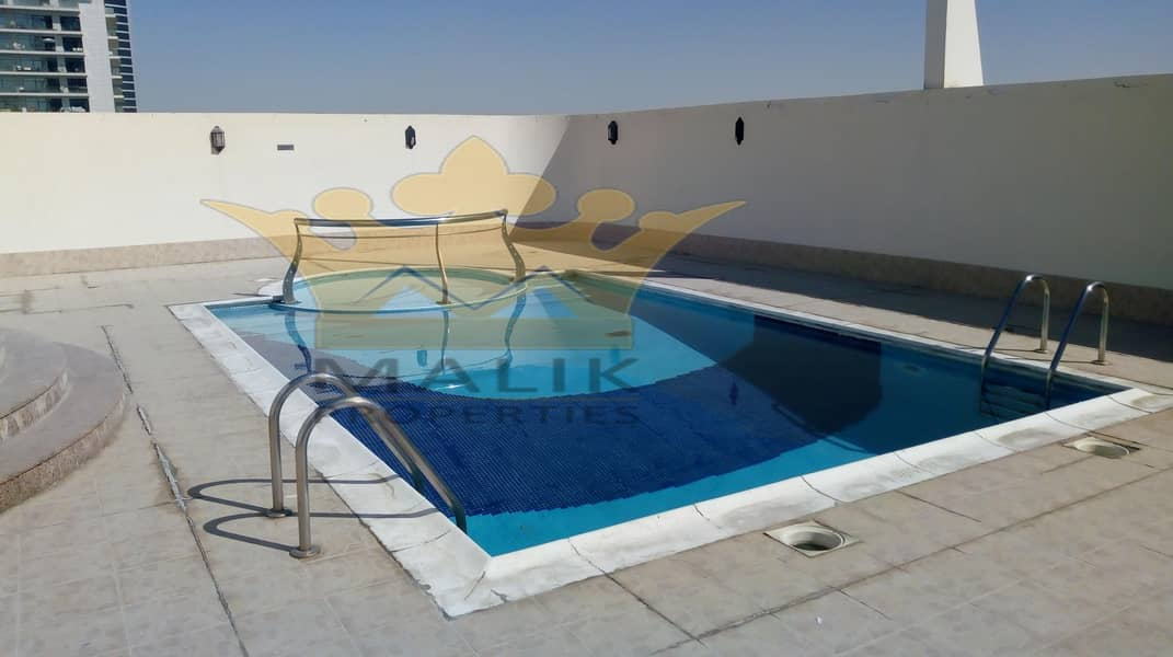 2 Chiller Free - 1 BHK - A/C Free - Balcony - Close Kitchen
