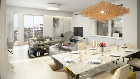 2 Bedroom Apartment for Sale in Umm Suqeim, Dubai - SPECTACULAR VIEWS 2BR I 2 % DLD WAIVER I 10% DOWN PAYMENT