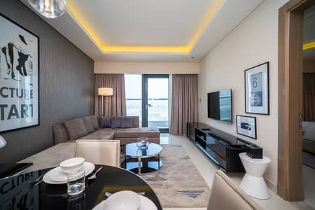 1 Bedroom Flat for Rent in Business Bay, Dubai - Modern 1 BR in Damac Towers by Paramount
