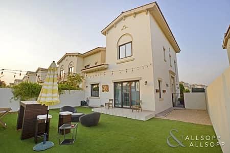 تاون هاوس 3 غرف نوم للايجار في ريم، دبي - 3 Beds l Type 3E   Landscaped   Single Row