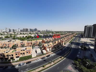 1 Bedroom Apartment for Rent in Dubai Sports City, Dubai - Full golf view | Fully furnished like brand new | Private Balcony