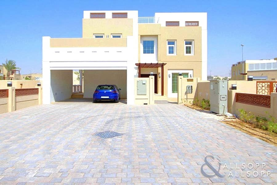 Rahat | Independent Villa  | 3 Bedrooms
