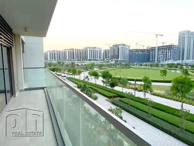 فلیٹ 3 غرف نوم للايجار في دبي هيلز استيت، دبي - Park + Pool View | End October |View Now
