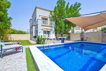 3 Bedroom Villa for Sale in The Springs, Dubai - Springs 15 | Type 3E | Rented | Call Isabella now