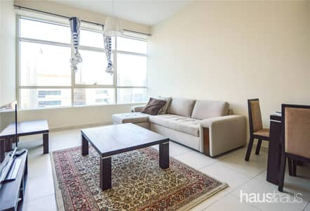 Fully furnished | Vacant | Marina View |