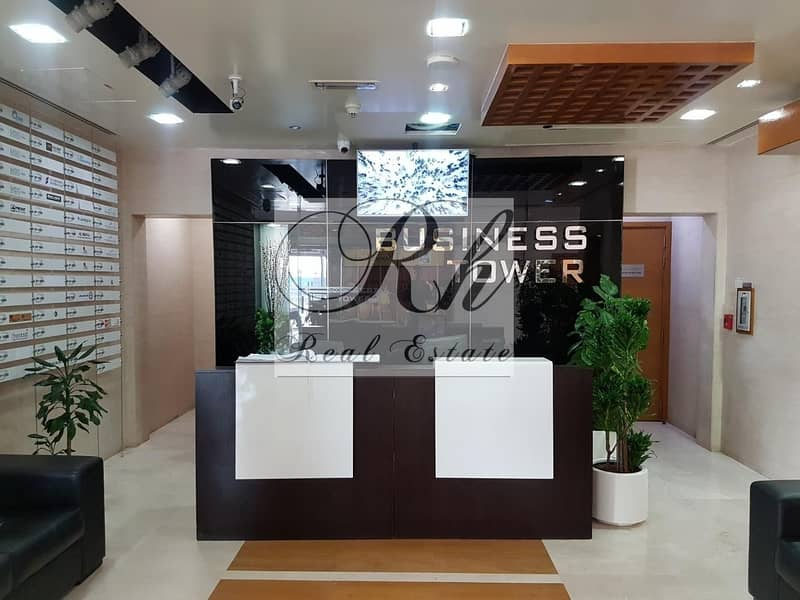 GREAT DEAL | FURNISHED| BUSINESS TOWER