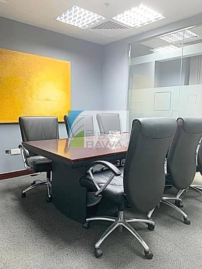 Office for Rent in Jumeirah Lake Towers (JLT), Dubai - Available now! Fully Furnished Office in Fortune Executive Tower - JLT