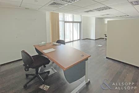 مکتب  للبيع في أبراج بحيرات الجميرا، دبي - Furnished Office | Fitted Unit | Partitioned