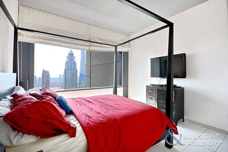1 Bedroom Apartment for Sale in DIFC, Dubai - 1 Bedroom | Furnished | Burj Khalifa View