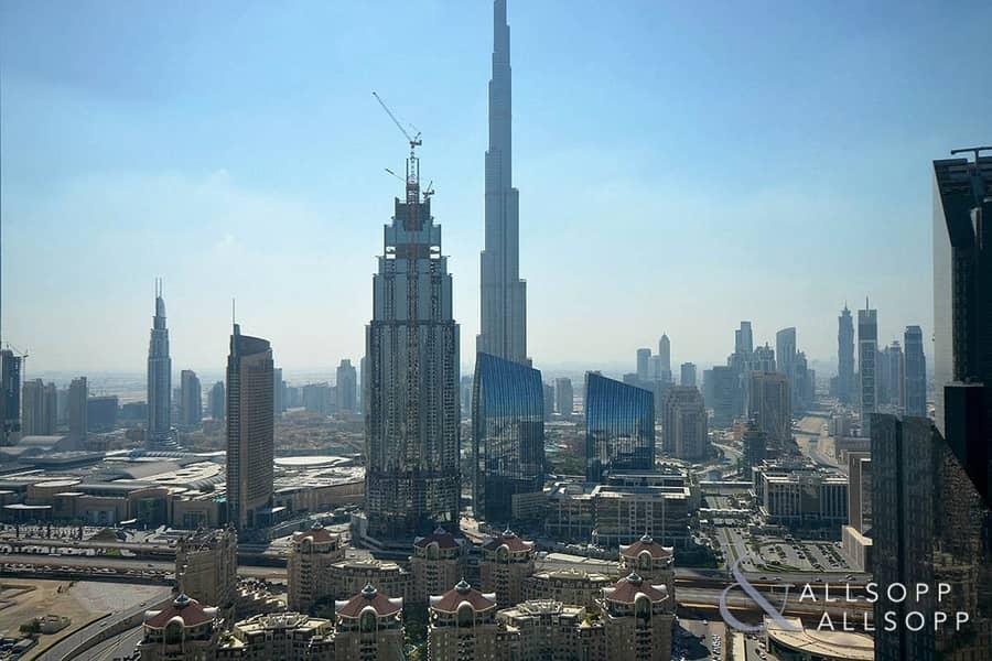 10 1 Bedroom   Furnished   Burj Khalifa View