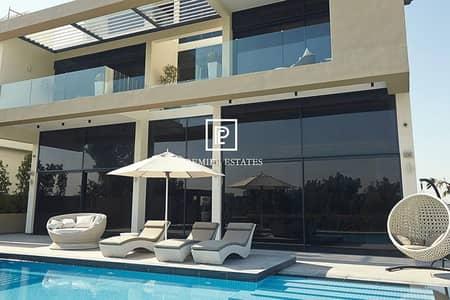 6 Bedroom Villa for Sale in Jumeirah Golf Estate, Dubai - High Quality golf course mansion living