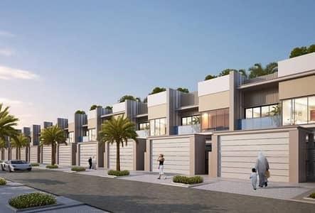 تاون هاوس 3 غرف نوم للبيع في مدينة محمد بن راشد، دبي - Pay 40% till handover in 2022| 7 mins Downtown