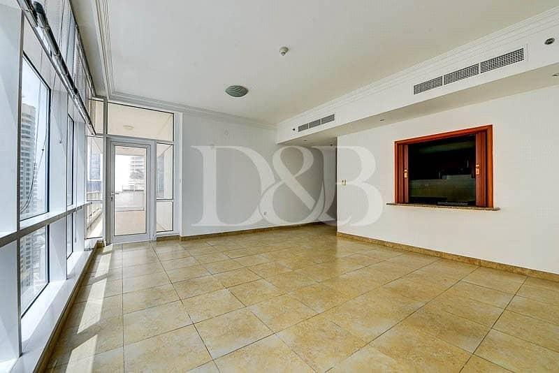 2 High Floor Unit | Large Balcony | Super Spacious