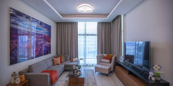 Fully Furnished | High ROI | Brand New and Ready to Move in.
