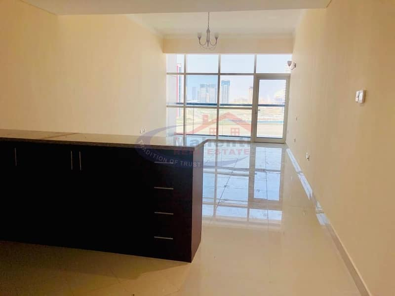 2 Specious Studio for rent in OASIS Tower1 Sport city