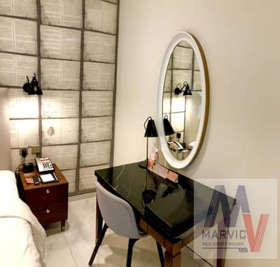 Dream 1 br/Luxurious Furnished/With All Bills/Marble Bathroom