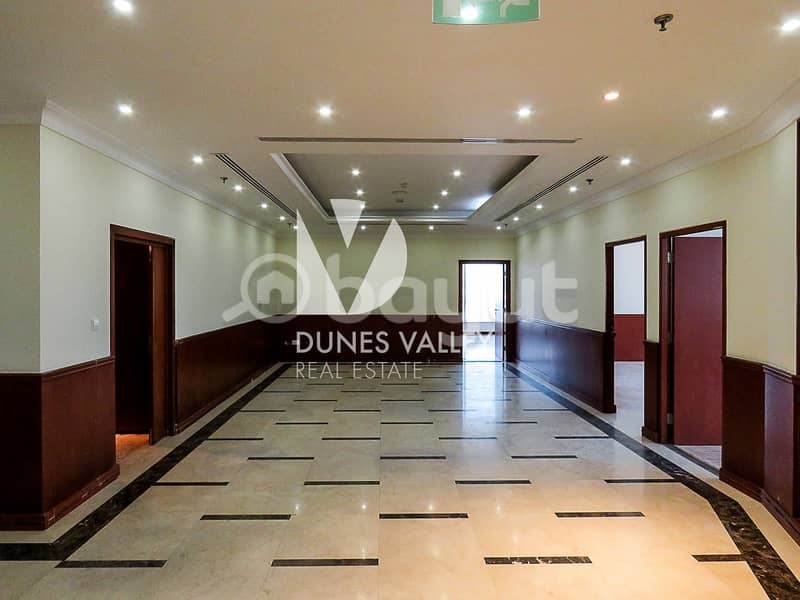 14 Office for rent | Prime location | International airport