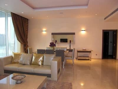 3 Bedroom Apartment for Rent in Palm Jumeirah, Dubai - 3 bed palm jumeirah with beach access all bills are included