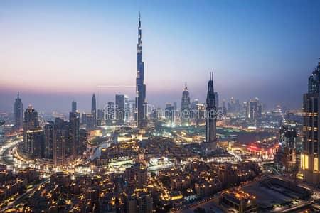 2 Bedroom Flat for Rent in Downtown Dubai, Dubai - High Floor