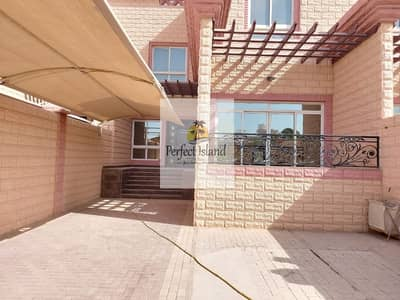4 Bedroom Villa for Rent in Shakhbout City (Khalifa City B), Abu Dhabi - Amazing Villa | Majls with terrace |Covered Garage