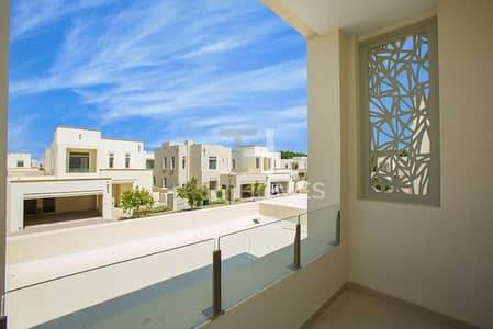 4 Bedroom Villa for Rent in Arabian Ranches 2, Dubai - Single Row | Lush Tree View | 4Beds