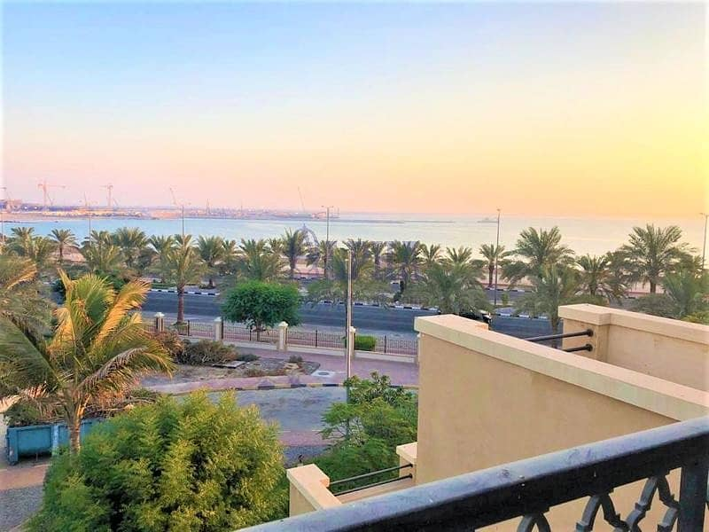 1Bedroom in an Amazing Community | Partly Sea View